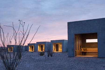 Willow House No. 5 - Big Bend NP + Terlingua