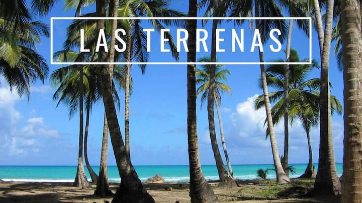 Apartement in the center of Las Terrenas, safe