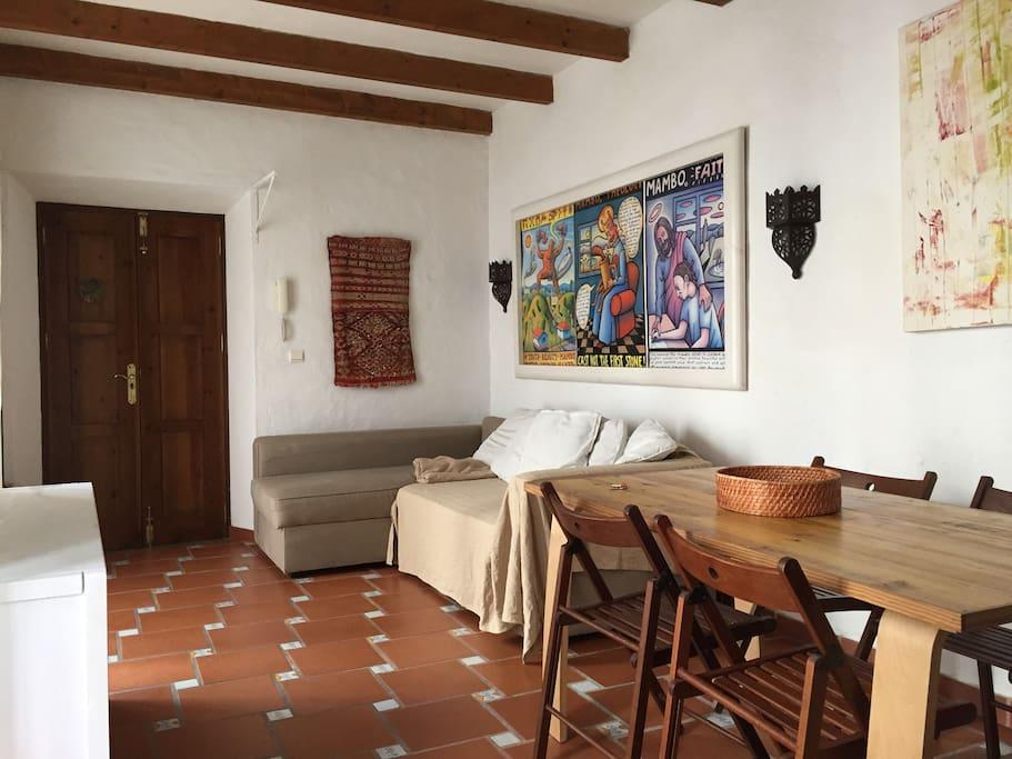 Apartamento con encanto en tarifa apartamentos en alquiler en tarifa andaluc a espa a - Tarifa apartamentos baratos ...
