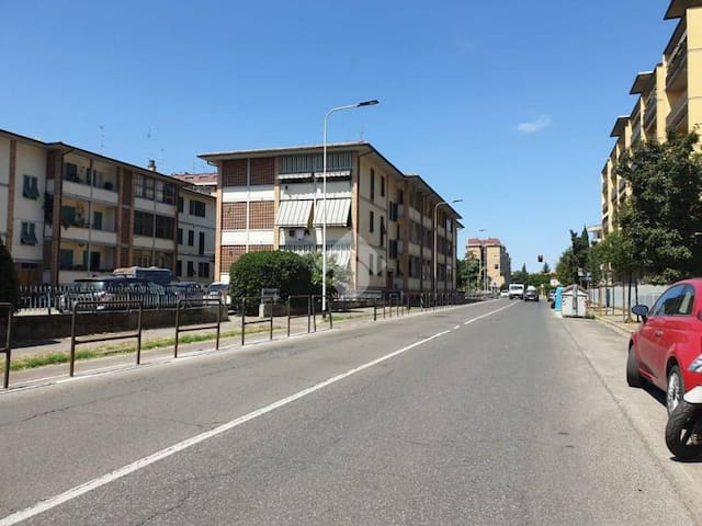 Stanza privata Firenze Isolotto