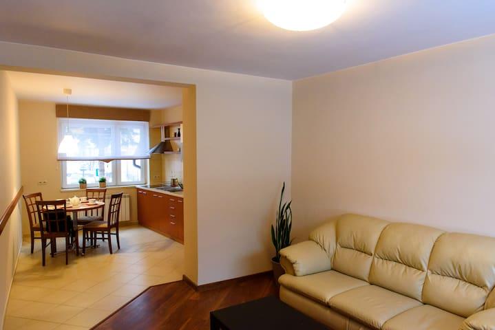 Villa Turris - komfortowy apartament