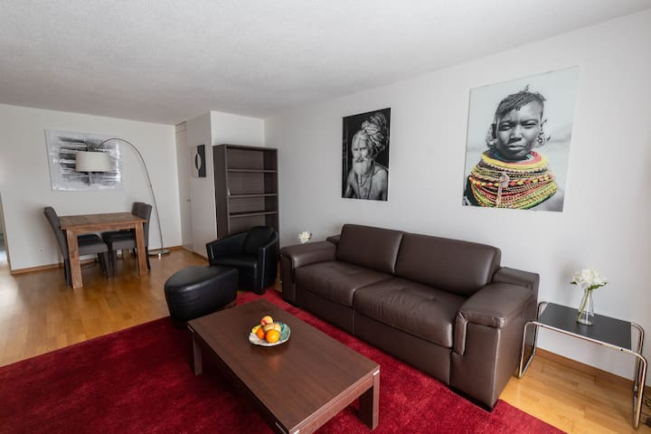 Executive 2 BD flat / city center (Hösch 5)