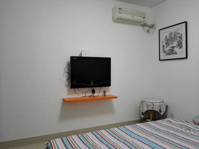 低价友好公寓单间+大健身空间+共用厨房 - Suzhou Shi - Apartemen