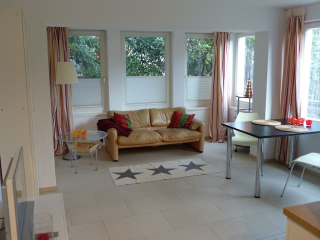 Bright and modern 1 bedroom apartment - Heidelberg