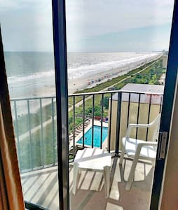 Ocean view studio suite! - Myrtle Beach