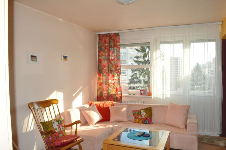 Modern & cozy boutique apartment in central Tuzla