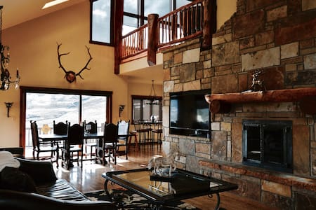 Best upscale ski house on Mt Crested Butte