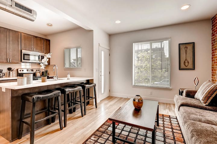 Renovated 2BR in A+ LoHi Neighborhood - Denver - Apartment