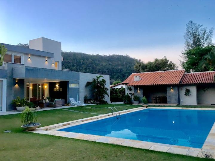 Stunning house Praia de Itacoatiara