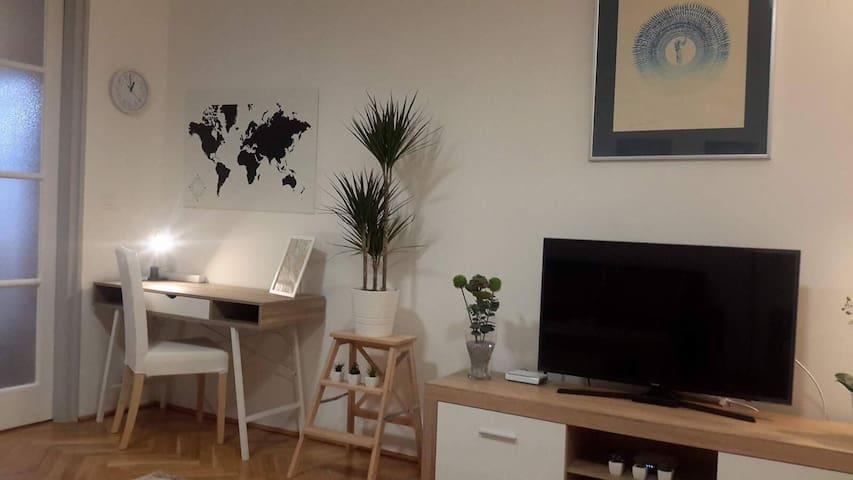 Stefania Budapest Apartment