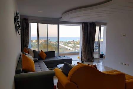 Luxueux appartement Vue sur Mer