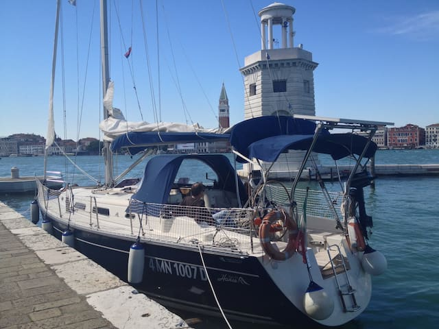Boat & Breakfast in the earth of Venice lagoon