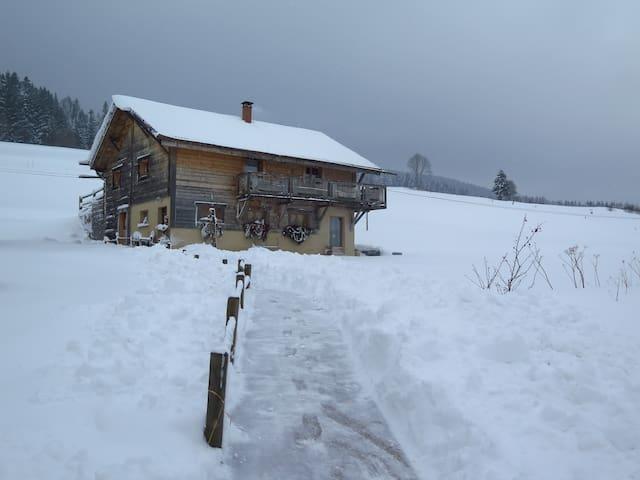 Bienvenue chez Béa - La Cluse-et-Mijoux - Hus