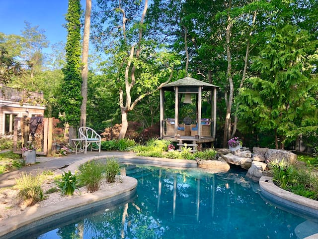 ⭐⭐⭐⭐⭐Eloise House, Magical East Hampton Rental