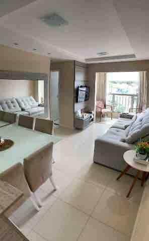 Apartamento de 2 quartos na Praia do Morro!