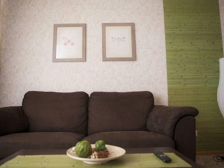 "ОК_5. Apartments of ""Kvart-House"" on ""70 Let Oktyabrya"" Street"