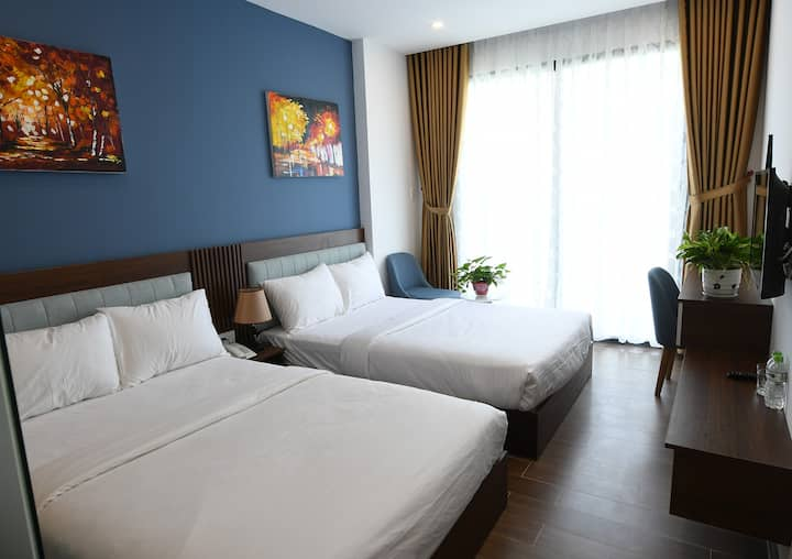 Deluxe Twin 2 Beds *SMERALDO Hotel* 2