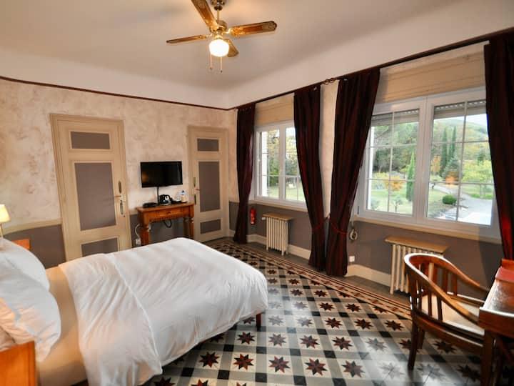 Chambre Canigou - Villa du Parc