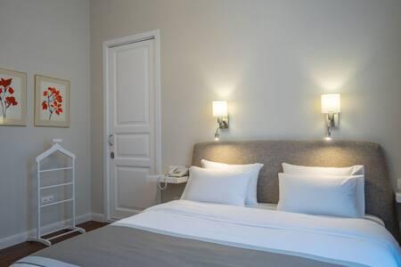 Apartment #2, bedroom