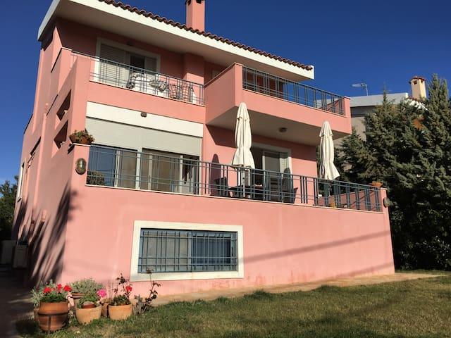 Family Home at Legrena/Sounion/Greece