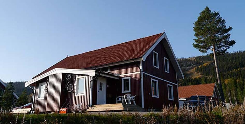 Spare time lodging in Klövsjö