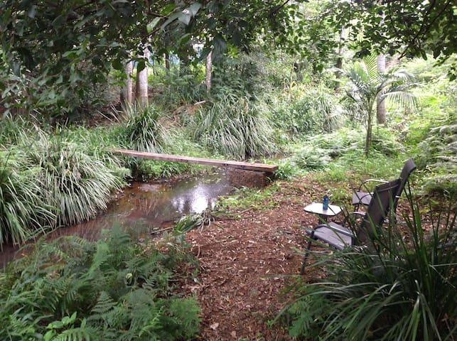 Walkers Creek Rainforest Cabin