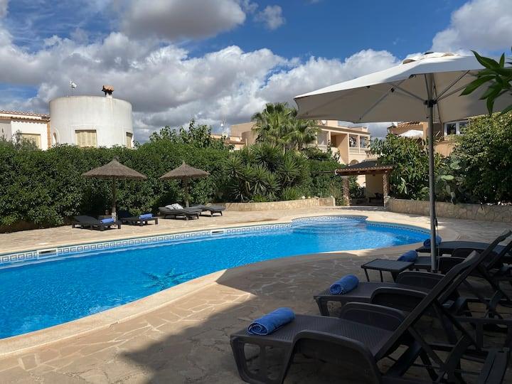 Casa Estrella De Mar with swimming pool