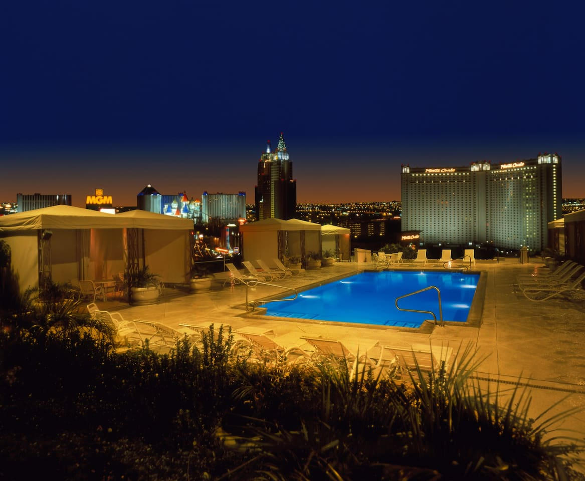 polo towers 2bedroom on the strip #02 - apartments for rent in las