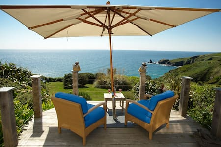 Bay House - Cornwall - 家庭式旅館