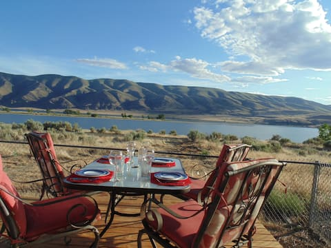 Goose Island Desert Aire Lakefront house