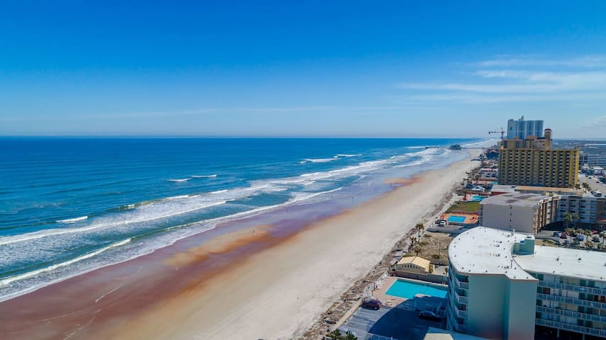 Ocean Front Condo! 2nd floor unit also available!