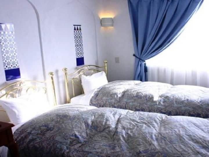 Authentic Arabian Resort/Twin room/2 Meals
