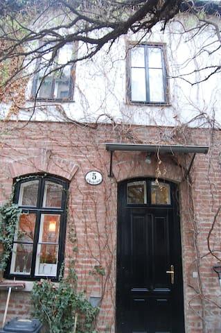 """Einzigartiges Haus in Favoriten """"Cottage""""anno1900 - Vídeň - Dům"""