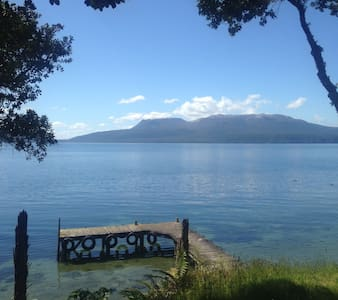 Lakeside Loft - Lake Tarawera - Lake Tarawera