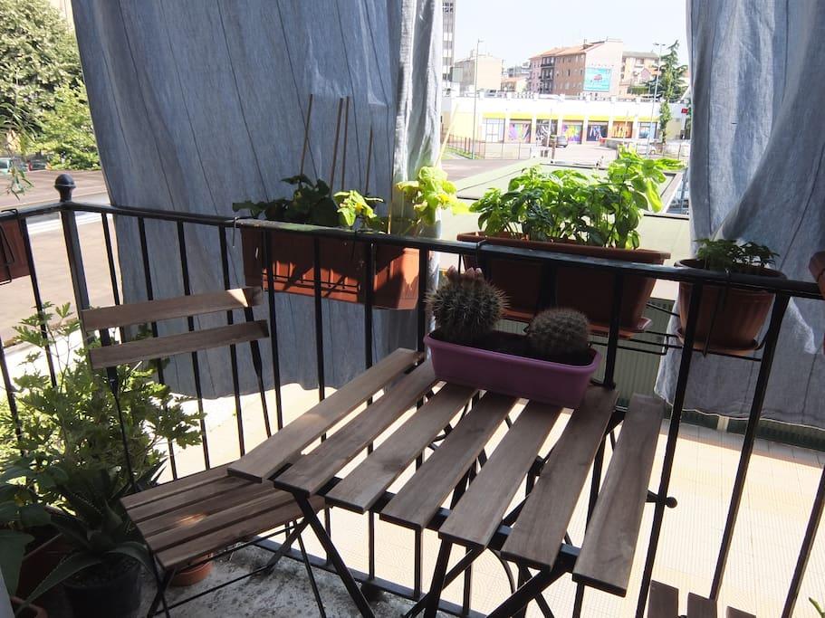 Balcone \ balcony.