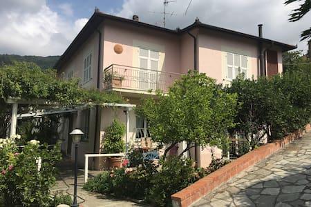 Villa Guido - Alassio / Albenga - ranzo