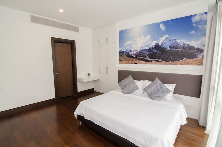 Premium 1 Bedroom-The Residence @ KenBangsar 201