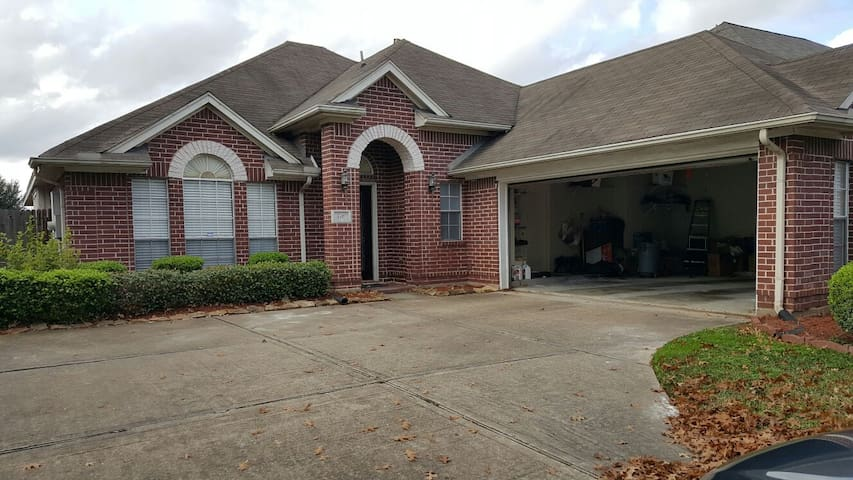 Perfect SuperBowl Home 10 mins from NRG Stadium - Stafford - House