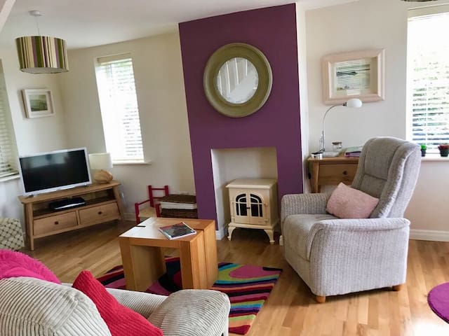 Luxurious Cosy Apt in the heart of Connemara