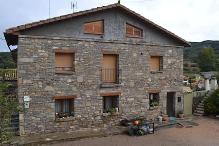 Apartamento Rural en el Parque Natural de Guara