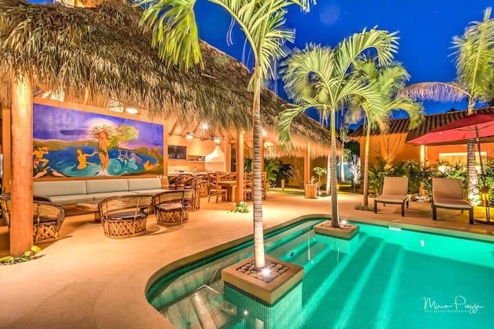 Bungalow Del Sol, luxury bungalow near the beach!