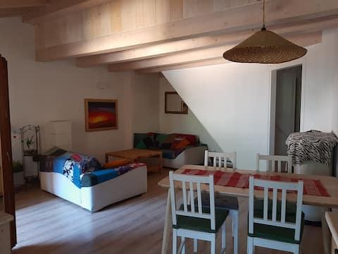 B&B Il Rifugio - Feel at Home in Ledro - 5 Beds