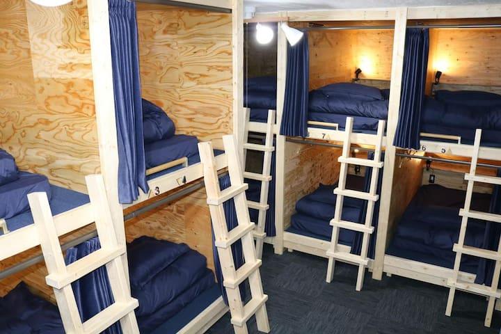 Fuji Guest House Ao Standard Mixed Dormitory Room
