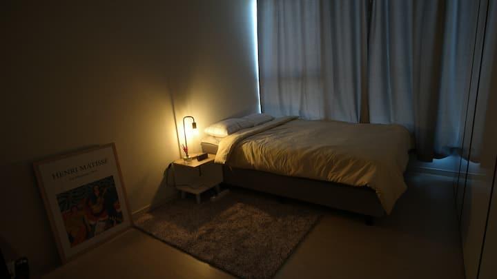 [Songdo Central] ONE HOUSE #센트럴파크 #야경 #송도 #컨벤시아
