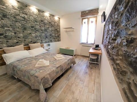 Double Room Albarola- 3p