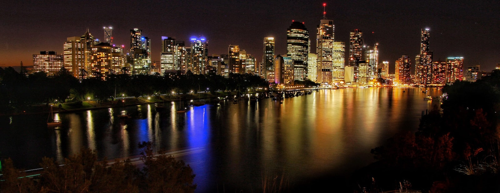 Vacation rentals in Brisbane City