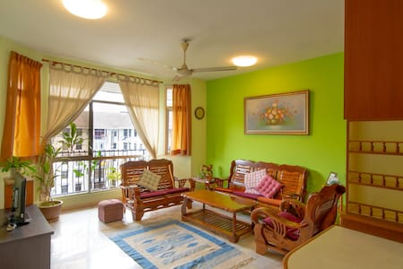 Cosy Apartment, close to city & outskirts of KL