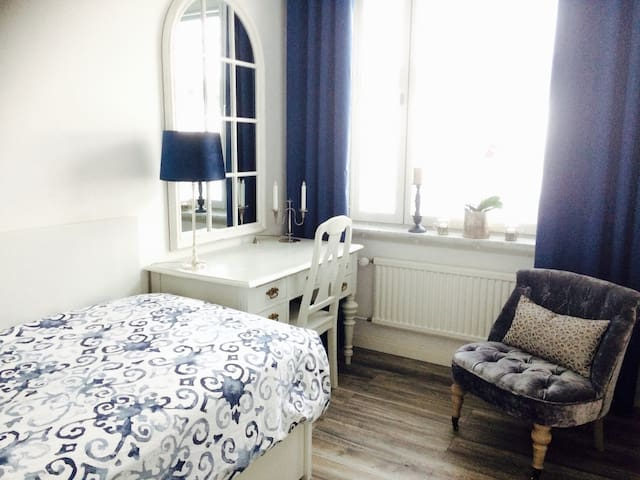 Fabulous room+breakfast in luxury flat, Central - Stockholm - Leilighet