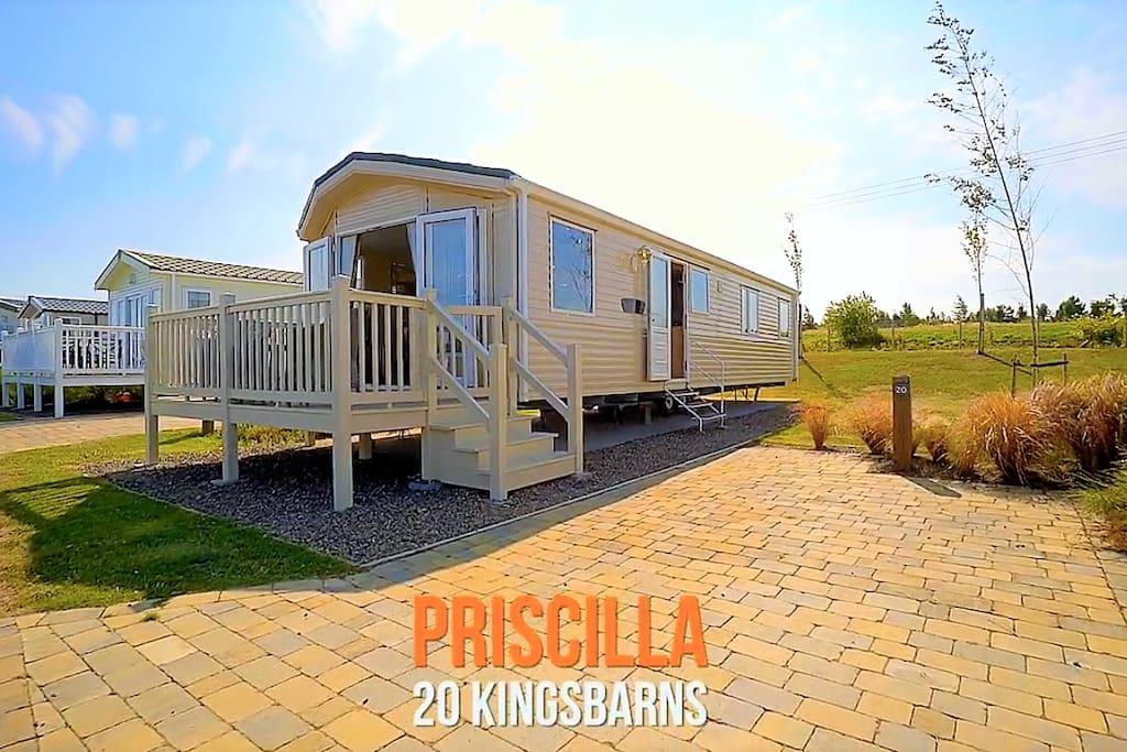 Priscilla, 20 Kingsbarns
