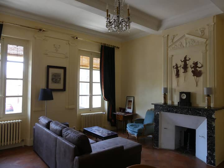 Charming apartment (heart of the historic center)
